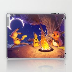 Chu Campfire Laptop & iPad Skin