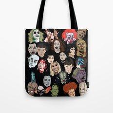 Halloween Gumbo Tote Bag