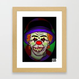 Mr. Smiles Framed Art Print