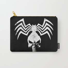 Spider Skull Carry-All Pouch