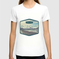 norway T-shirts featuring Roadtrip in norway by Laure.B