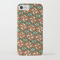 camo iPhone & iPod Cases featuring Camo by Meaghan Monroe