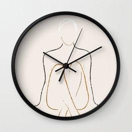 Harmony 01 Wall Clock