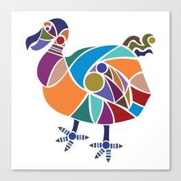 Dodo Bird Canvas Print