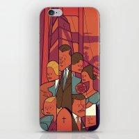vertigo iPhone & iPod Skins featuring Vertigo by Ale Giorgini