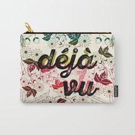 Deja vu Carry-All Pouch