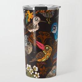 CA 12 BIRDS (CA鳥風月) Travel Mug
