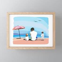 Best Buds Framed Mini Art Print