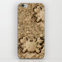 crab iPhone & iPod Skins featuring crab by Кaterina Кalinich
