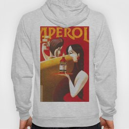 Aperol Alcohol Aperitif Spritz Vintage Advertising Poster Hoody