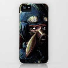 Nausicaa of the Valley of the Wind Slim Case iPhone (5, 5s)