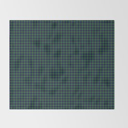 MacIntyre Tartan Throw Blanket