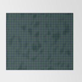 MacIntyre Tartan Throw Blanket