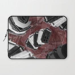 Wibbly Wobbly (Timey Wimey) Laptop Sleeve