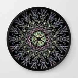 Simetry Star Wall Clock