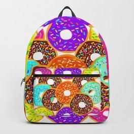 Doughnut Disturb Me When I'm Eating Backpack