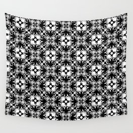 Abstract geometric pattern 1 Wall Tapestry