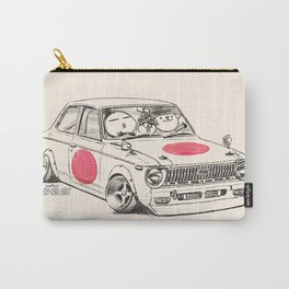 Crazy Car Art 0168 Carry-All Pouch