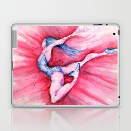 Dancer Spotlight Laptop & iPad Skin
