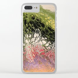 Storm Surge Clear iPhone Case
