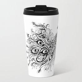Elegant Caste Travel Mug