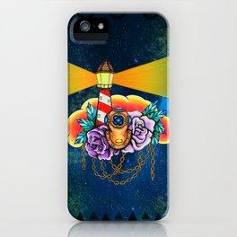 Nautical Light. iPhone Case