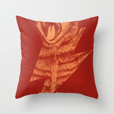 Get Out Of My 9th Life Throw Pillow