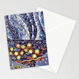 Onda della gioia Stationery Cards