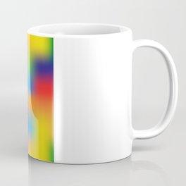 Abstract Colorful illustration Coffee Mug