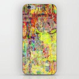 Infiltration III iPhone Skin
