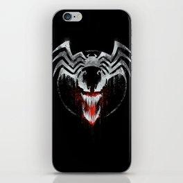 Venom Graffiti iPhone Skin