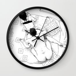 asc 547 - My New Year's resolutions - June Wall Clock