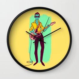 R U MINE? Wall Clock