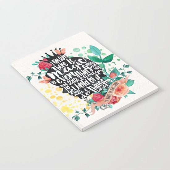Secret Garden - Magic Notebook