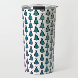 Christmas Pattern Travel Mug