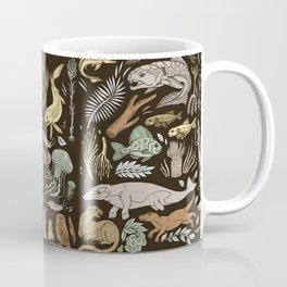 Flora & Fauna Coffee Mug