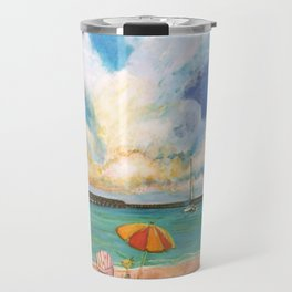 Seven Mile Bridge Travel Mug