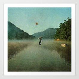 Water Sports Art Print