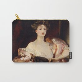 Lady Helen Vincent by John Singer Sargent Carry-All Pouch