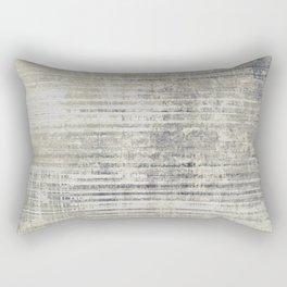 Vintage Grey Rectangular Pillow