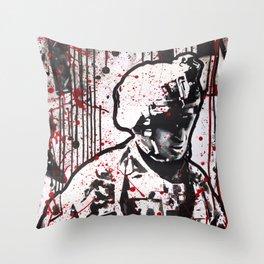 No Slack Throw Pillow