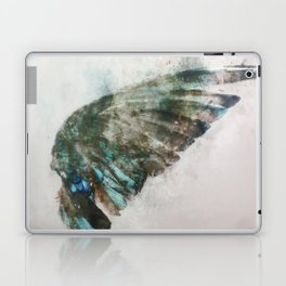 An angel lost its wing Laptop & iPad Skin