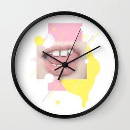 """""""六尘""""——Liu Chen 4 Wall Clock"""