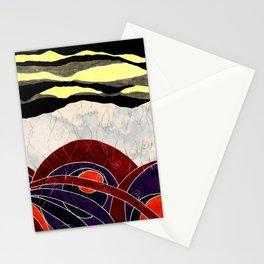 Orage - Storm Stationery Cards