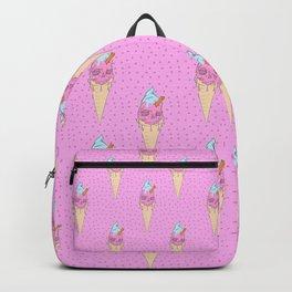 icecream skull Backpack