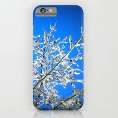 White Branches, Blue Sky Slim Case iPhone 6s
