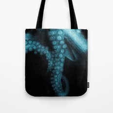 The Seduction ~ teal version Tote Bag