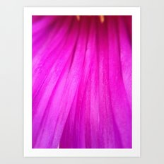 Strands III Art Print