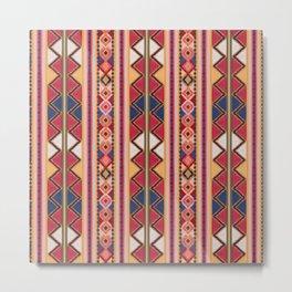 Carpet Patch Metal Print