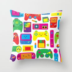 AXOR Heroes - Love For Games Throw Pillow